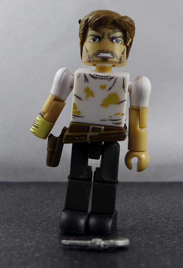 Rick Grimes Loose Minimate (Walking Dead SDCC 2012 Exclusive)