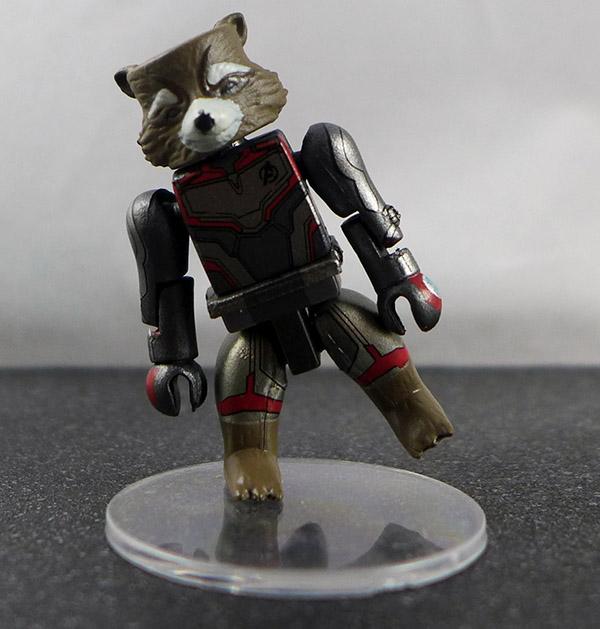 Avengers Team Suit Rocket Loose Minimate (Marvel Walgreens Avengers End Game Wave)