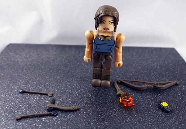 Lara Croft Loose Minimate (Tomb Raider Wave)