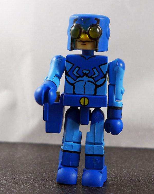 Blue Beetle Loose Minimate (DC Series 2)