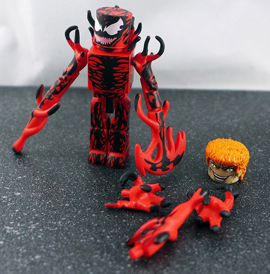 Tendril Attack Carnage Loose Minimate (Deadly Foes of Spider-Man Box Set)