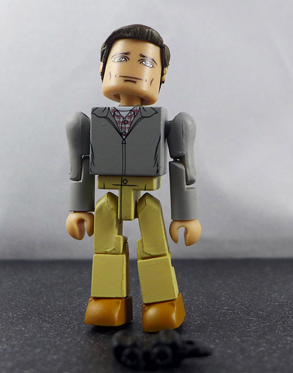 Peeping George McFly Loose Minimate (Return to Hill Valley 1985 Box Set)