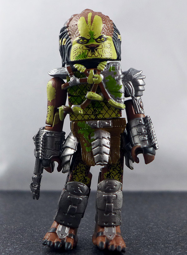 Battle-Damaged Predator Loose Minimate (Predator TRU Series 1)