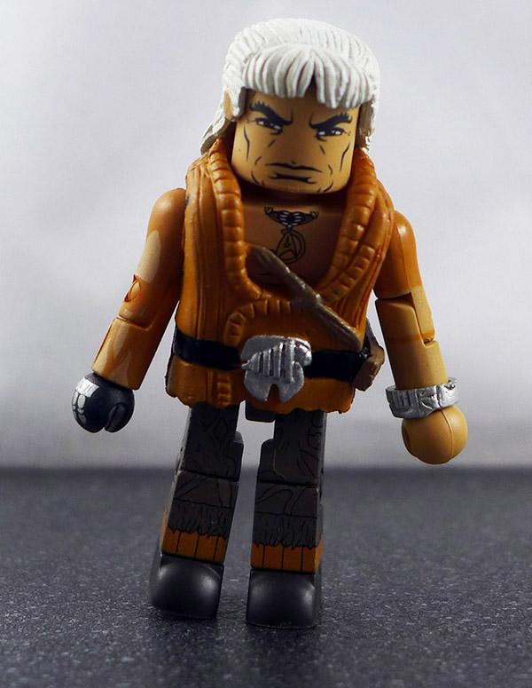 Khan (Wrath of Khan) Loose Minimate (Star Trek Legacy Wave 1)