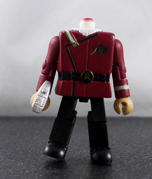 Admiral Kirk Partial Loose Minimate (Star Trek Series 4)