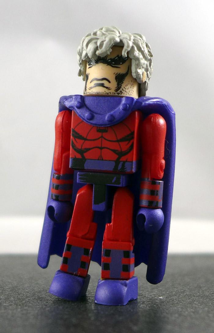 Magneto Partial Loose Minimate (Marvel TRU Wave 2)