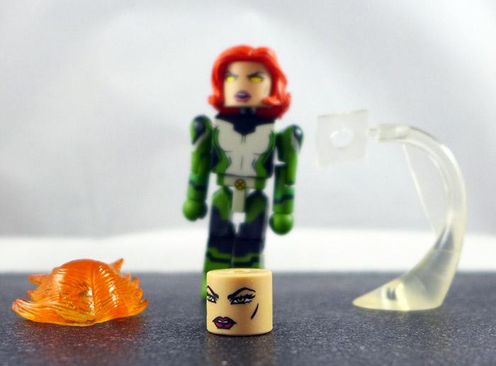 Marvel Girl Loose Minimate (Marvel Wave 59)