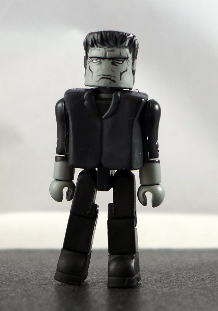 Frankenstein's Monster (Black and White) Loose Minimate (Universal Monsters TRU Wave 2)