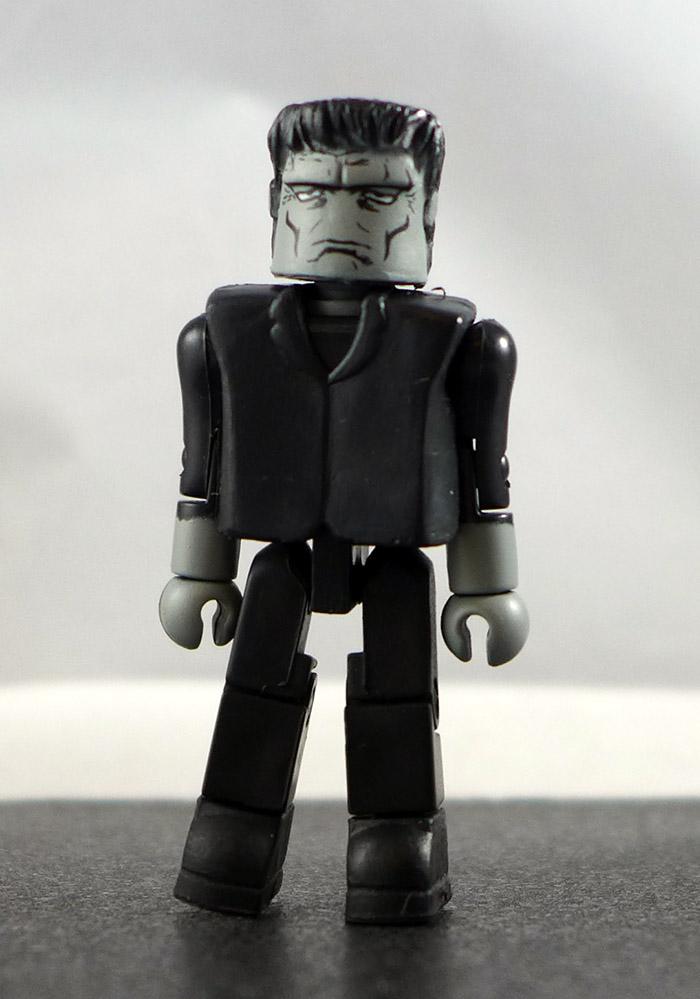 Frankenstein's Monster (Black and White) Loose Minimate (Universal Monsters TRU Wave 2)