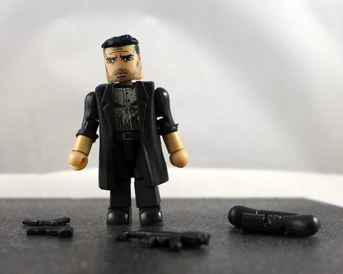 Punisher Loose Minimate (SDCC 2016 Netflix Two-Pack Exclusive)
