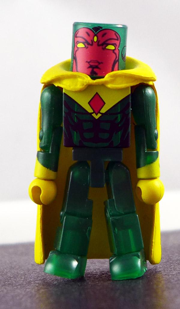 Vision 2.0 Loose Minimate (Marvel Wave 20)
