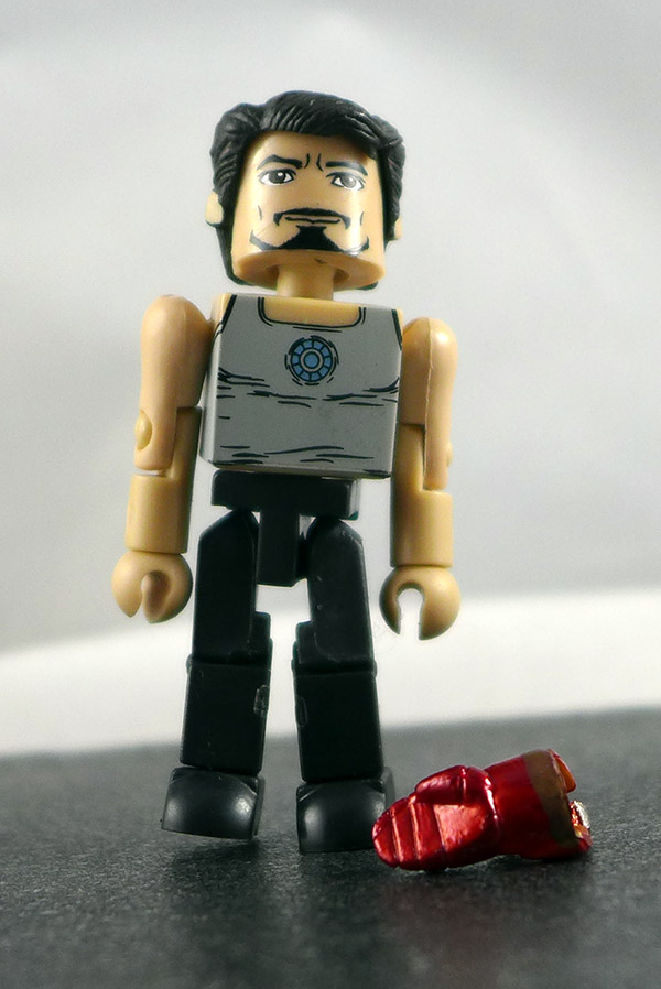 Gauntlet Tony Stark Loose Minimate (Marvel TRU Wave 1)