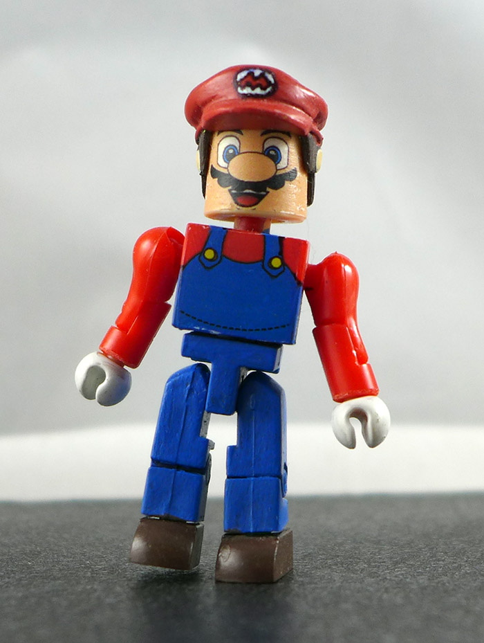 Mario Custom Loose Minimate from 2009