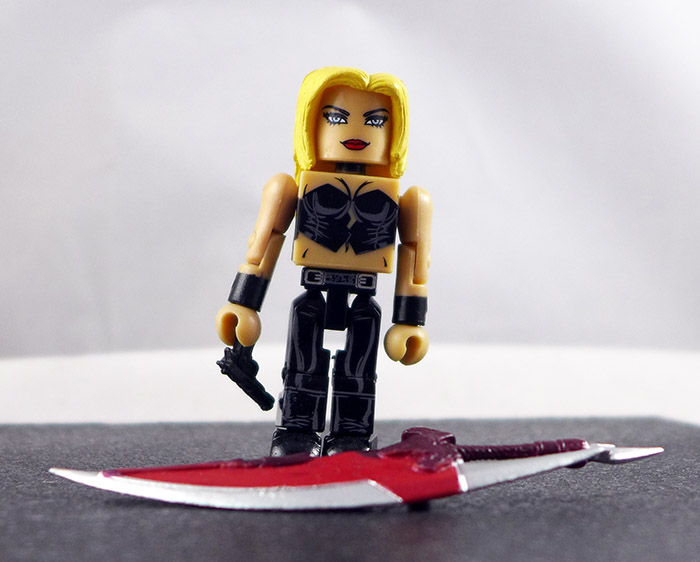 Trish Loose Minimate (Marvel vs. Capcom Series 1)