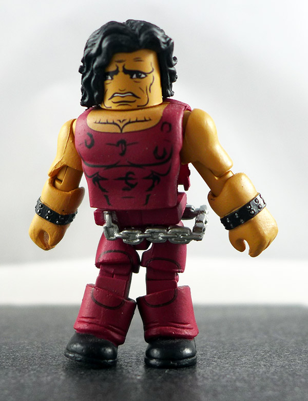 Hugo Loose Minimate (Street Fighter vs. Tekken Series 2)