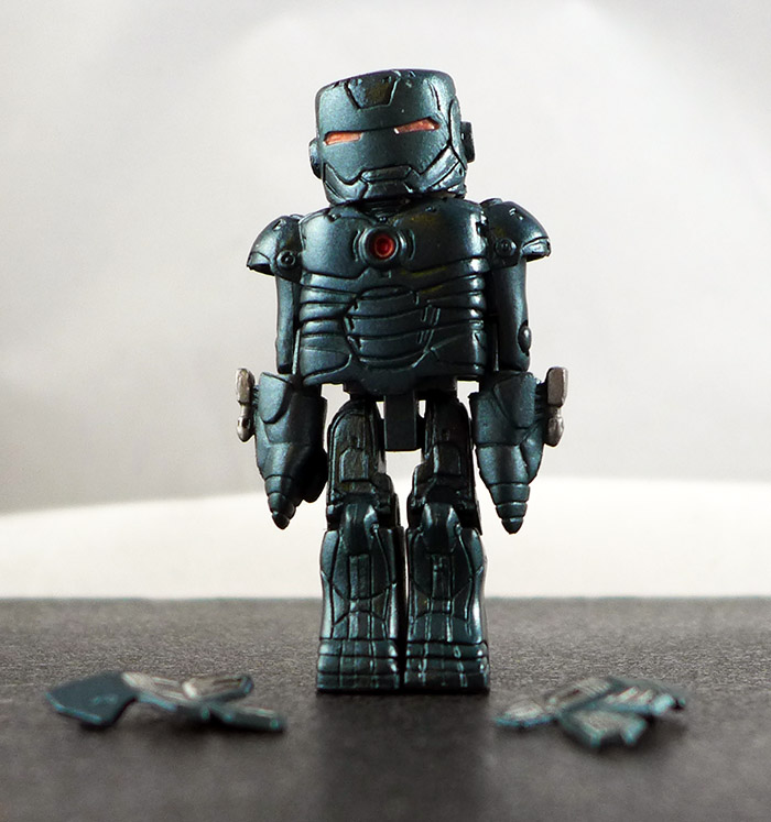 Stealth Iron Man Partial Loose Minimate (Marvel TRU Wave 1)