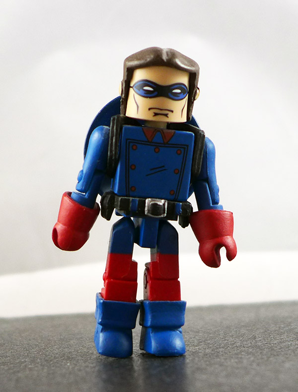 Bucky Loose Minimate (Invaders Box Set)