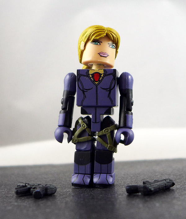 Jill Valentine Loose Minimate (Marvel vs. Capcom Series 2)