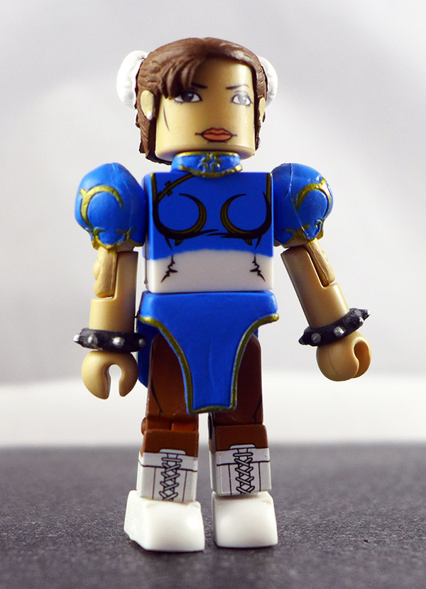 Chun-Li Loose Minimate (Street Fighter X Tekken Series 2)