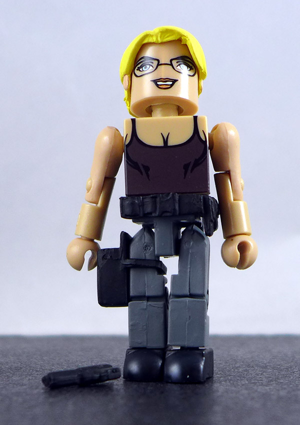 Number Six Gina Loose Minimate (Battlestar Galactica Wave 2)