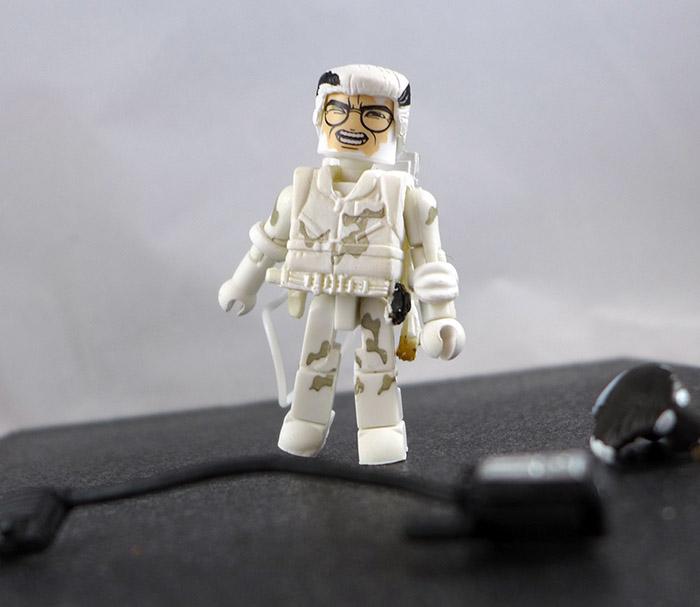 Gooey Egon Spengler Loose Minimate (Ghostbusters Box Set Series 3)