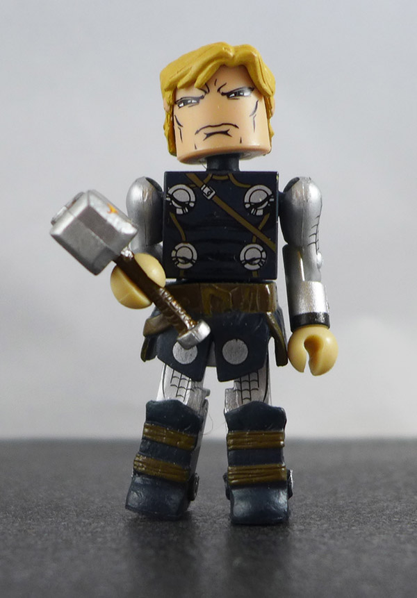 Thor Custom Loose Minimate (Marvel vs. Capcom TRU Wave 3)