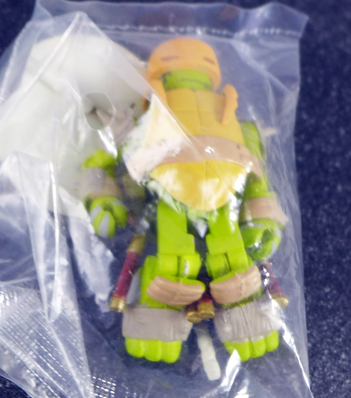 Vision Quest Michelangelo Loose Minimate (TMNT Blind Bag Series 3)
