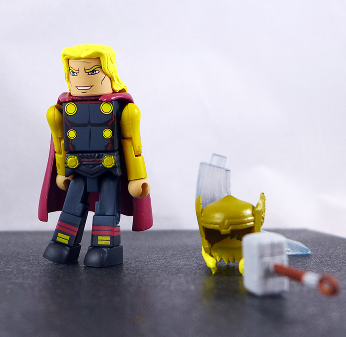 Dark Avengers Thor Loose Minimate (Marvel Walgreens Wave 2)