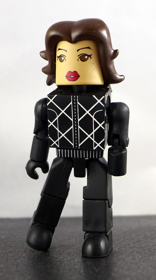 Max X5-452 Partial Loose Minimate (Dark Angel Minimates Exclusives)