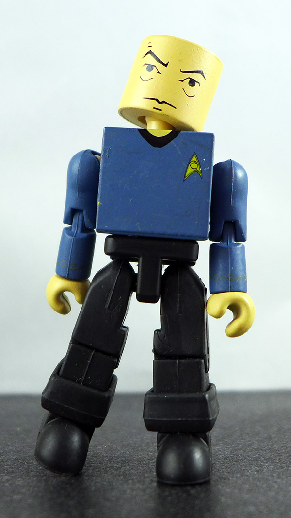 Dr. McCoy Partial Loose Minimate (Star Trek Series 1 (3