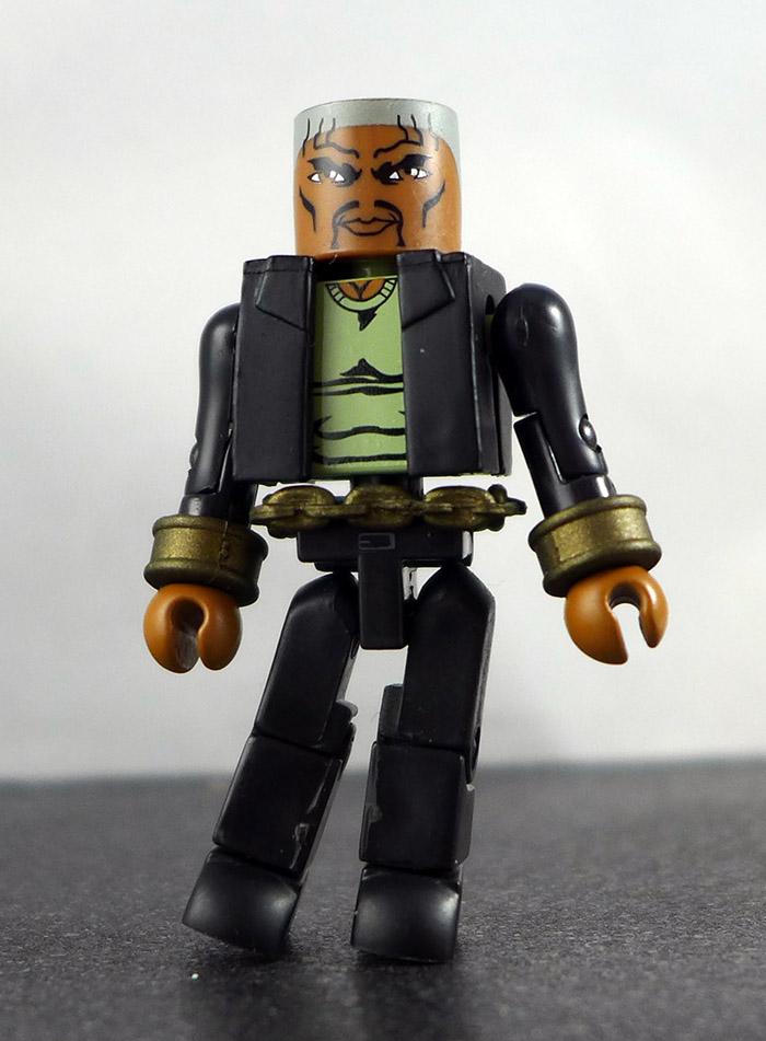 Luke Cage Custom Loose Minimate (Marvel Wave 12)