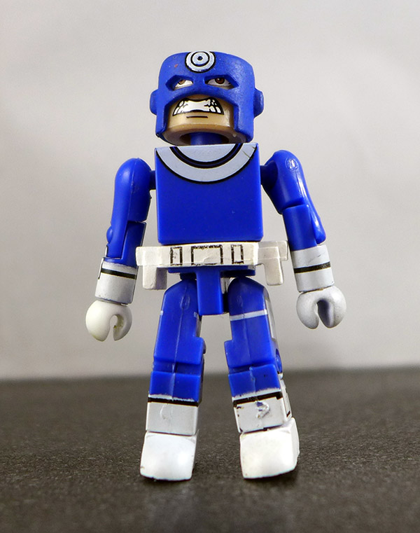 Bullseye Partial Loose Minimate (Marvel Wave 4)