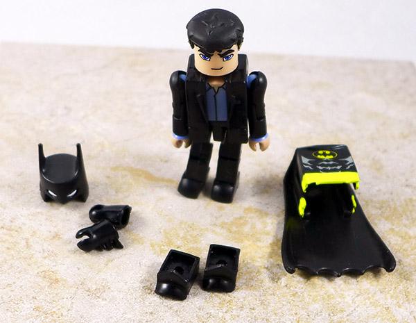 Bruce Wayne Loose Minimate (C3 Stealth Batwing SDCC Exclusive)