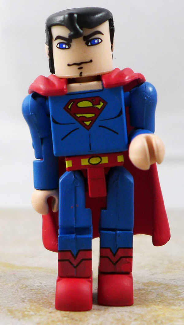 Superman Loose Minimate (C3 Wave 1)