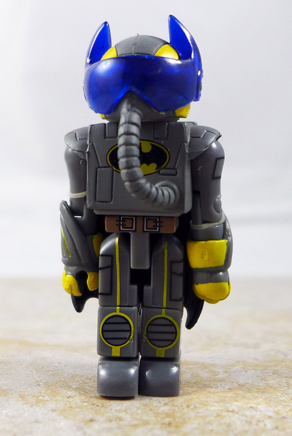 Pilot Batman Loose Minimate (Repaint) Loose Minimate (C3 Stealth Batwing SDCC Exclusive)