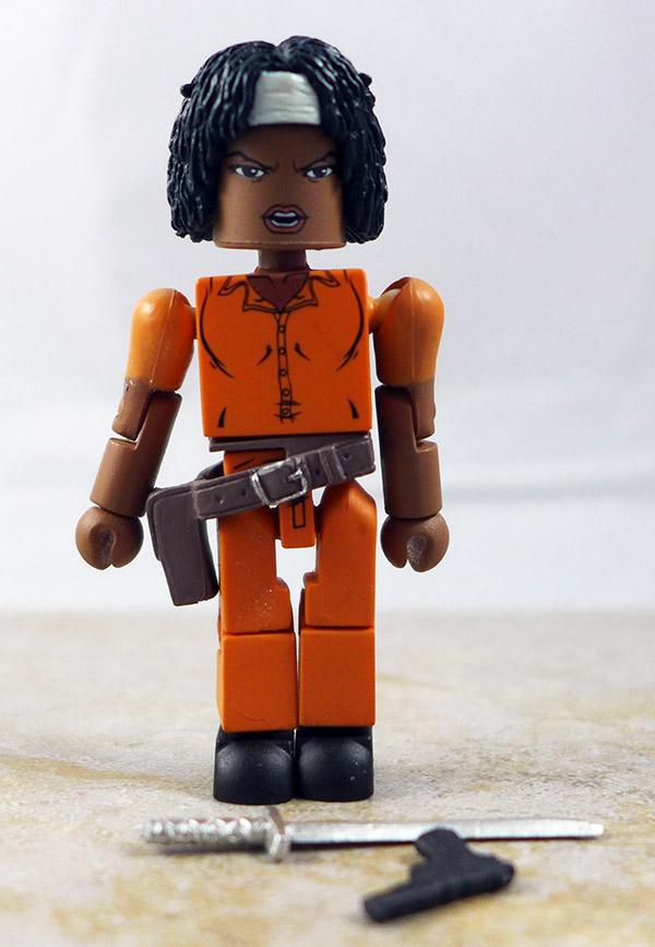 Prison Michonne Loose Minimate (Walking Dead Wave 5)