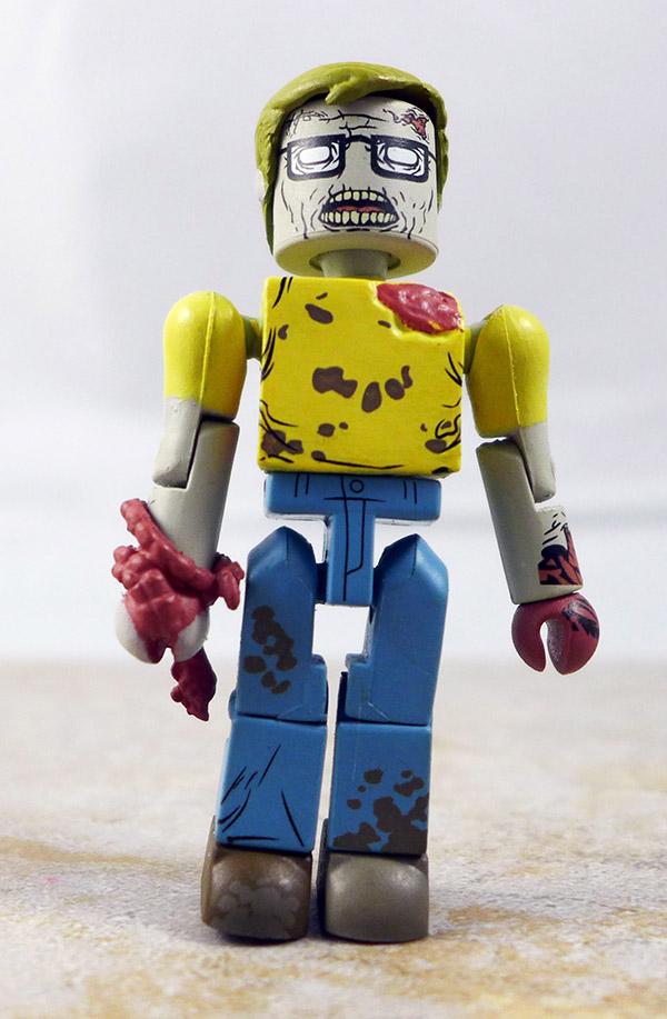 Geek Zombie Loose Minimate (Walking Dead Wave 5)