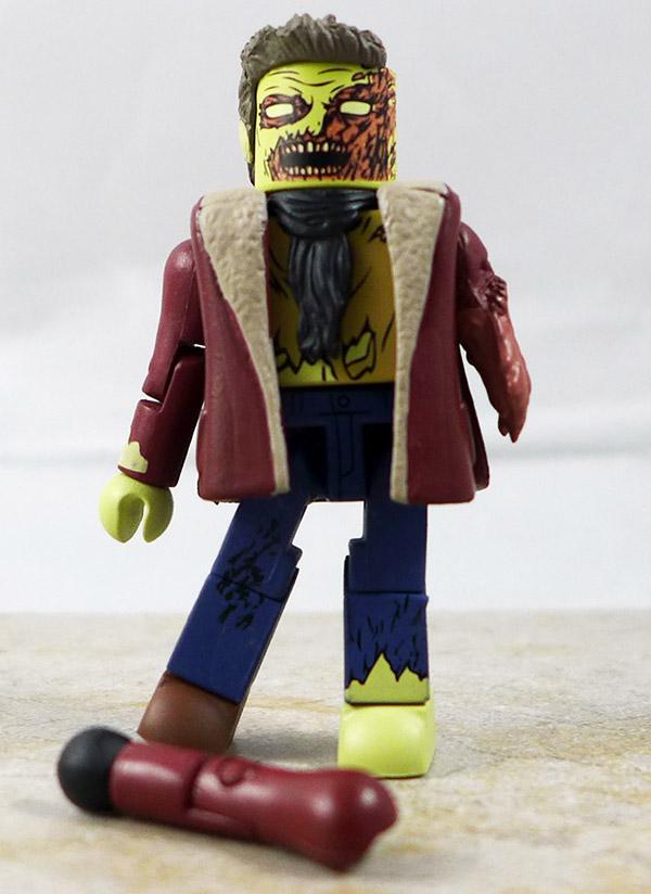 Winter Zombie Loose Minimate (Walking Dead Wave 6)