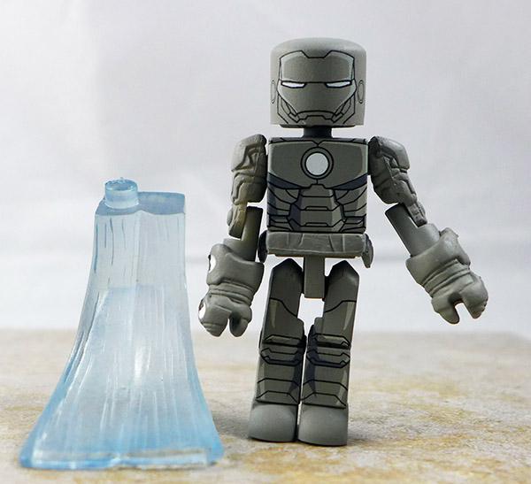 Iron Man Mark 2 Loose Minimate (Marvel Walgreens Wave 5)