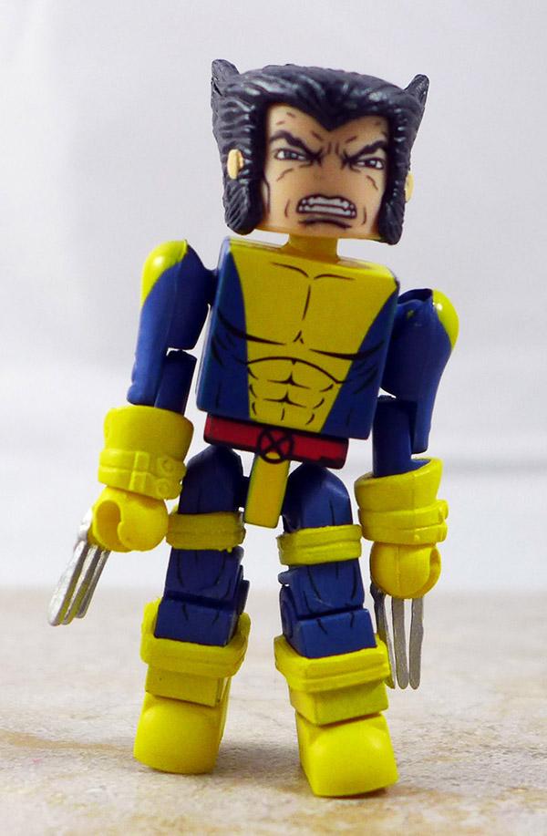 Strike Force Wolverine Partial Loose Minimate (Marvel Wave 60)