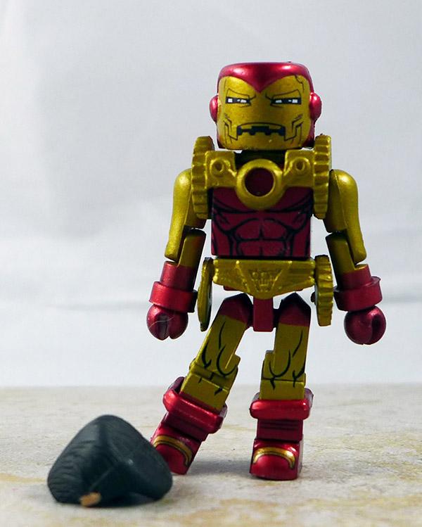 Iron Man 2020 Loose Minimate (Marvel Wave 64)