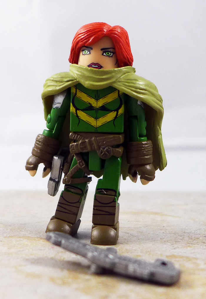 Hope Summers Partial Loose Minimate (A vs. X Box Set)