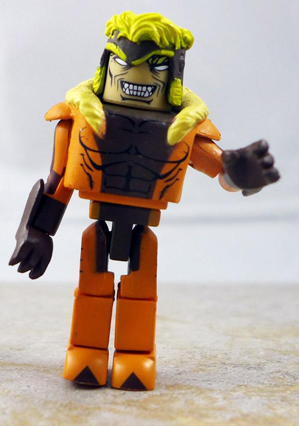 Sabretooth Loose Minimate (Marvel Wave 28)