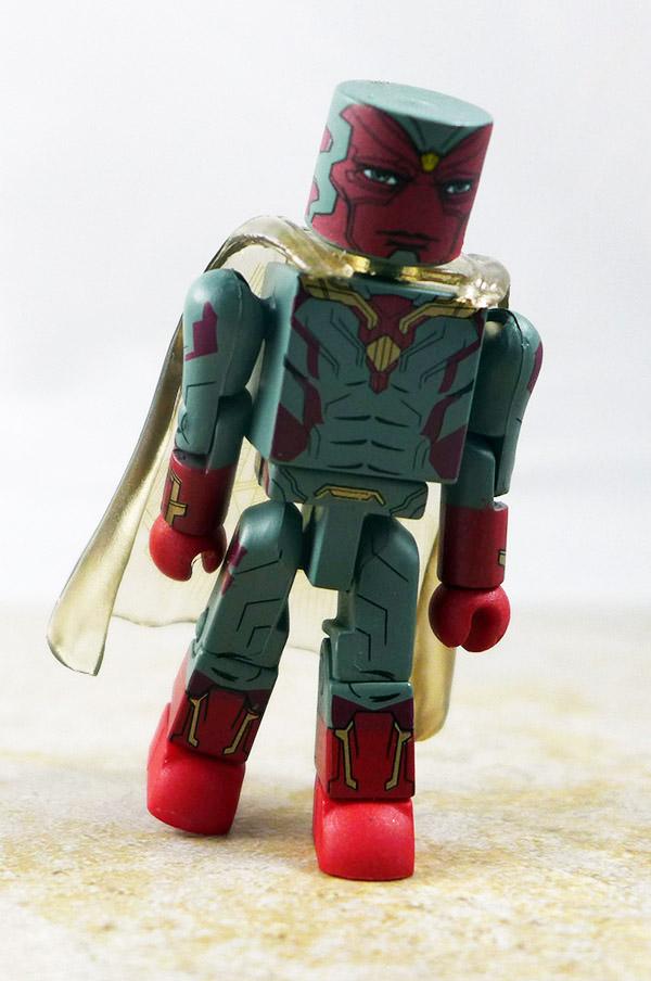 Vision Loose Minimate (Marvel Captain America Civil War TRU Wave 1)