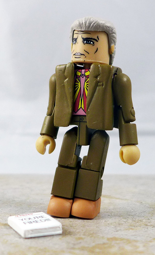 Marty McFly Sr. Loose Minimate (Return to Hill Valley 2015 Box Set)