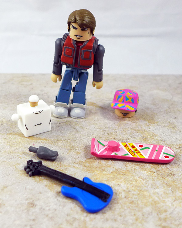 Marty McFly Jr. Loose Minimate (Return to Hill Valley 2015 Box Set)