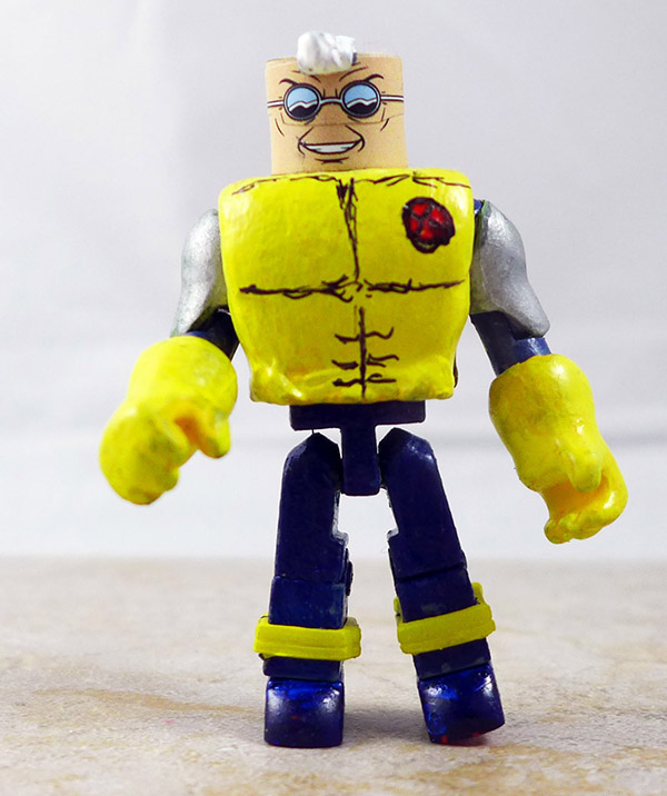 Strong Guy Custom Painted Loose Minimate