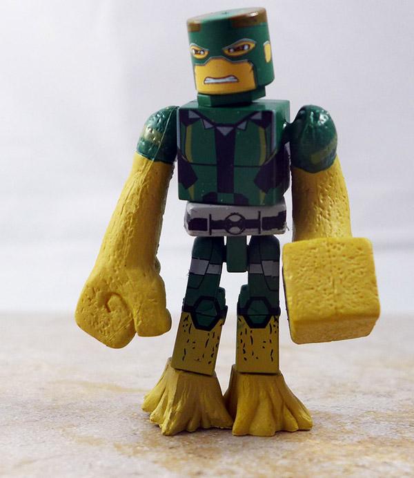 Ultimate Sandman Partial Loose Minimate (Marvel TRU Wave 20)