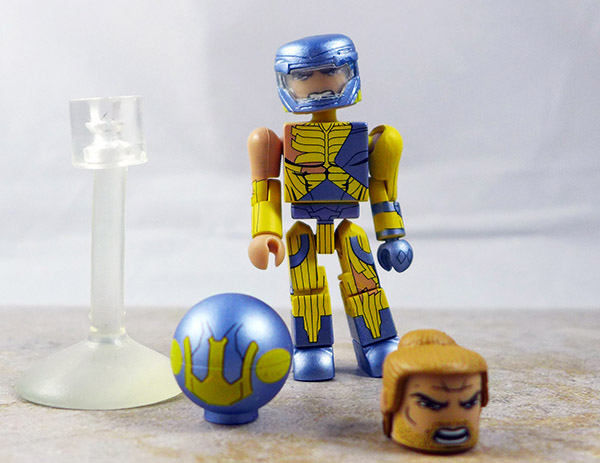 Armor Bond X-O Manowar Partial Loose Minimate (Valiant Two Packs)