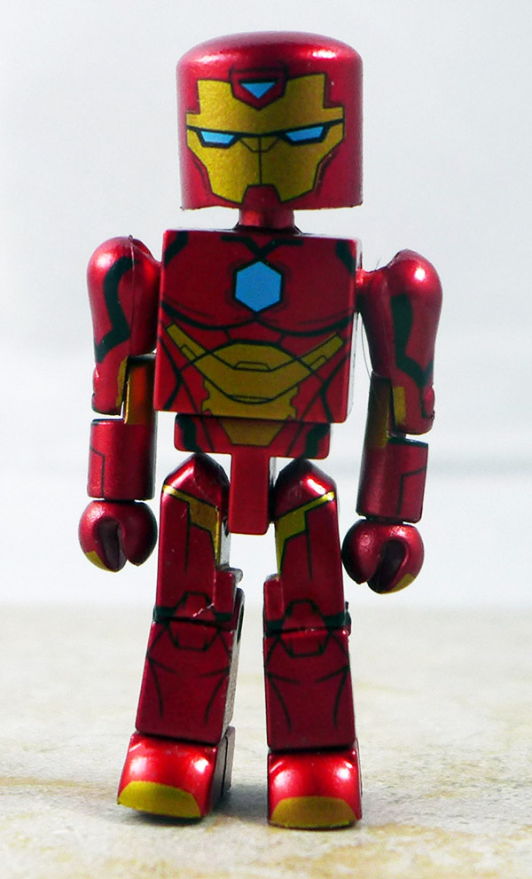 Riri Williams Ironheart Partial Loose Minimate